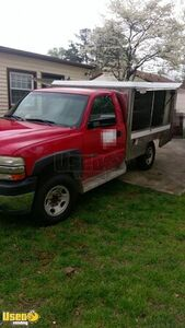 Used Chevy Silverado Lunch Truck/ Canteen Truck