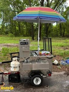Very Nice Hot Dog Food Vending Concession Cart/Mobile Food Unit