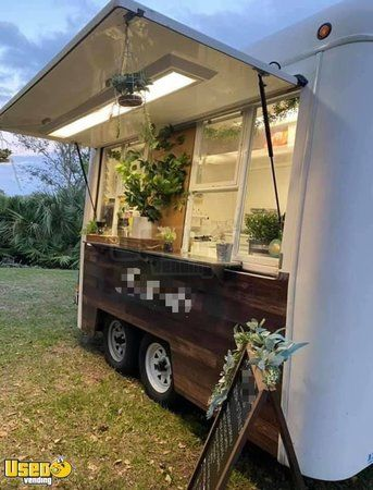 Attention-Grabbing Rustic 8' x 10' Street Food Concession Trailer