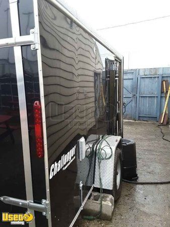 Mint Condition 2019 Homesteader 7' x 10' Food Concession Trailer