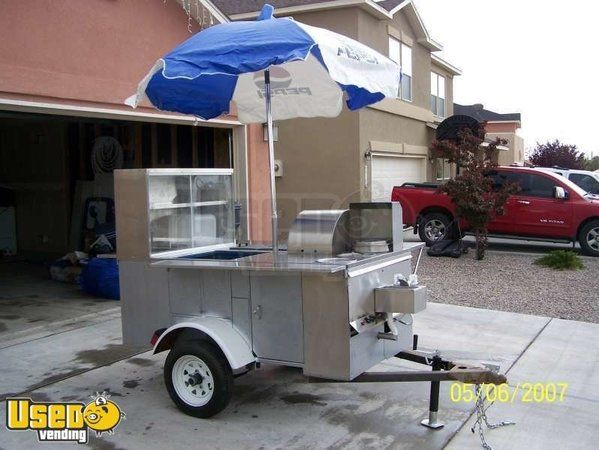 Hot Dog / Hamburger Cart