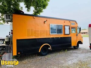 Ready to Serve Used GMC P3500 Step Van All-Purpose Food Truck