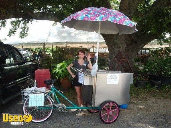 2011 Worksman Ice Cream Cart