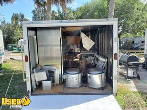 NEW 2020 8.5' x 24' Food Concession Trailer / DIY Never Used Mobile Kitchen