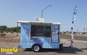 Turnkey Ready 2020 6' x 10' Sno Pro Shaved Ice Snowball Concession Trailer