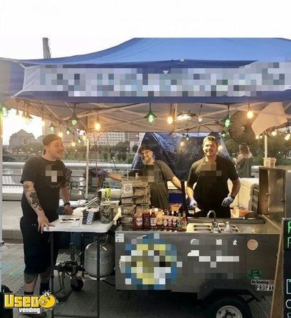 2015 Food Vending Cart Street Food Cart