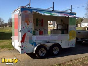 Turnkey Multi-Unit 2013 - 7' x 12' Italian Ice Concession Business