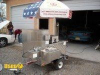 All American Hotdog Cart
