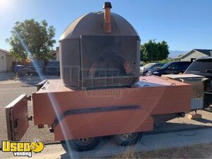Used Wood-Fired Pizza Trailer / Pizzeria on Wheels