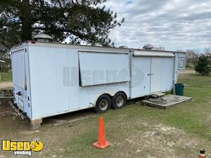 Ready to Go Street Food Concession Trailer / Used Mobile Kitchen