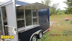 2013 - 7' x 14' Ready to Go Street Food Concession Trailer