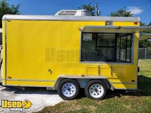 2005 Licensed Commercial Mobile Kitchen / Used Food Concession Trailer or Sale