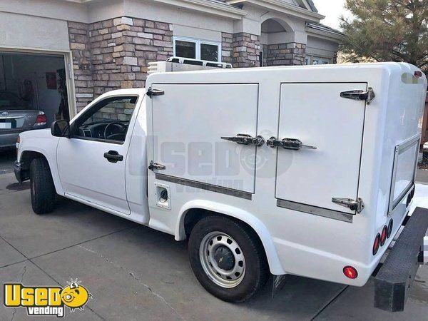 Low Mileage 2011 Chevrolet Canteen Hot Shot Food Truck