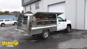 2016 Chevrolet 2500HD Lunch Serving / Canteen-Style Food Truck