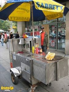 Used Food Concession Cart / Street Food Vending Cart