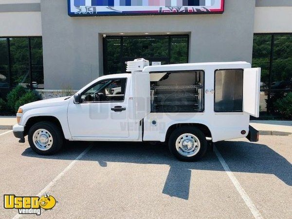 Low Mileage 2012 Chevrolet Extremely Clean Canteen/Lunch Serving Food Truck