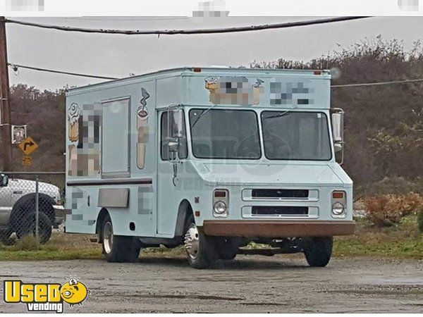 Chevy Food Truck