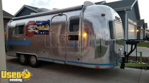 Vintage 1978 Airstream Tradewind 8' x 23' Bakery and Ice Cream Concession Trailer