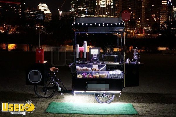 Mobile Cafe Cart Bike- NEW