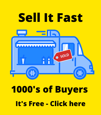 Sell food turck fast